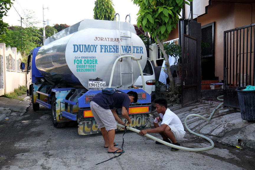 Water Rationing Edge Davao