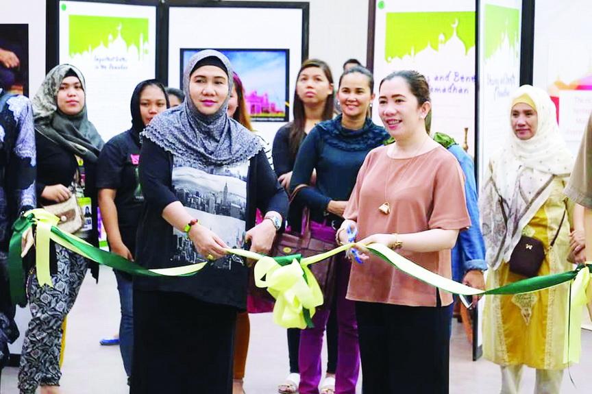 DOT-ARMM holds Ramadan exhibit - Edge Davao