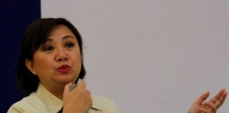 STILL HOPEFUL. City Tourism Office (CTO) head Regina Rosa Tecson bares the city tourism industry incurred a P20M loss within three days after President Duterte declared Martial Law in the whole of Mindanao. Tecson made the disclosure during I-Speak media forum at City Hall on Thursday. LEAN DAVAL JR
