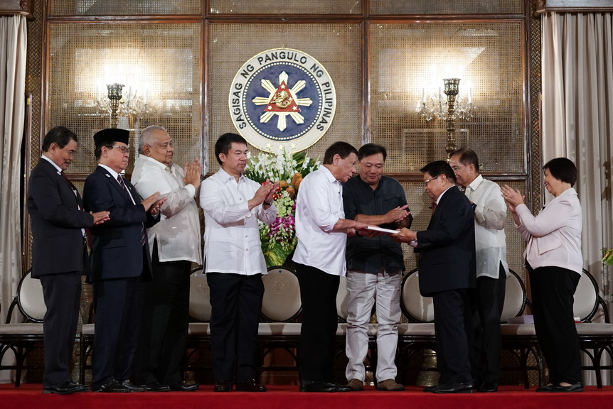 primer on the proposed bangsamoro basic Manila – government of the philippines peace panel member senen c bacani today defended the formula for the annual block grant of the bangsamoro as proposed in the.