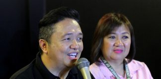 PRIMING UP. Kadayawan sa Davao 2017 festival director Gatchi Gatchalian (left), together with City Tourism Office head GeneRose Tecson, provides the details of the activities and events for this year's Kadayawan festivities during I-Speak media forum at Saging Repablik in Davao City on Thursday. LEAN DAVAL JR.
