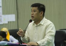 AT THEIR DOORSTEPS. Councilor Al Ryan Alejandre announces that the passport on wheels will be in Davao City onMarch 16 to 17to cater the needs of Dabawenyos who want to renew their passports or apply for new one. Alejandre made the announcement in his privilege speech duringTuesday'sregular session at Sangguniang Panlungsod. LEAN DAVAL JR