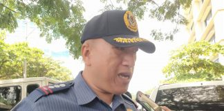 Davao City Police Office (DCPO) director Sr. Supt. Alexander Tagum