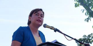 Sara wants less dropouts, more employed graduates