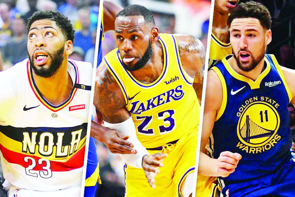 Are we seeing a Lakers Big 3? - Edge Davao