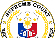 Supreme Court of the Philippines logo from en.wikipedia..org