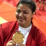 Sydney Tancontian bagged the gold medal in the 2019 Asian Sambo Championship held at in New Delhi, India over the weekend.
